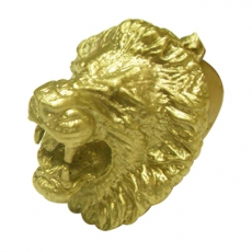 Pommel 'Lion head'